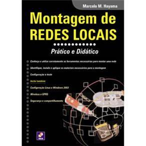 Montagem de Redes Locais: Prático e Didático