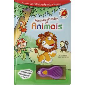 Mouse Mágico - Aprendendo Sobre os Animais - Libsa