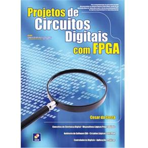 Projetos de Circuitos Digitais Com Fpga
