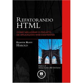 Refatorando Html - Como Melhorar o Projeto de Aplicacoes Web Existentes