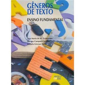 Gêneros de Texto no Dia-a-dia do Ensino Fundamental