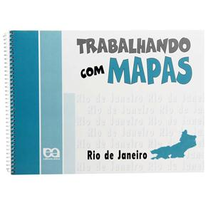Trabalhando Com Mapas - Rio Grande do Sul - 4º Ano / 3ª Série do Ensino Fundamental