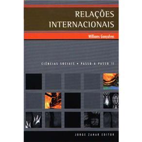 Relações Internacionais - Coleção Passo-a-passo Ciências Sociais