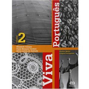 Viva Português - Ensino Médio - Volume 2