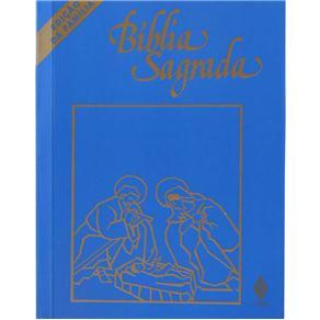 Biblia Sagrada - Familia Media Cristal