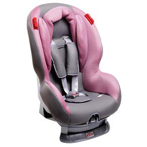Cadeira para Automovel Styll Cinza e Rosa Drc-0202029