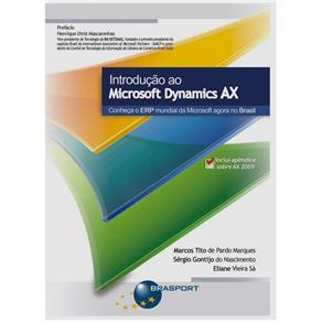 Introdução ao Microsoft Dynamics Ax - Marcos Tito de Pardo Marques e Sergio Gontijo Nascimento