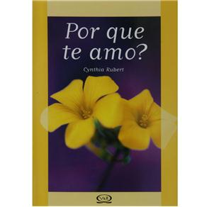 Por Que Te Amo? - Cynthia Rubert