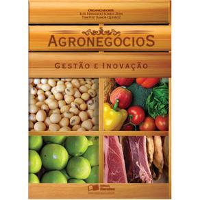 Agronegócios: Gestão e Inovação - Luis Fernando Soares Zuin e Timóteo Ramos Queiroz