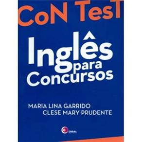 Con Test - Ingles para Concursos - Volume 1