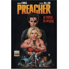 Preacher: Às Portas do Inferno - Volume 8