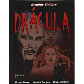 Drácula - Coleção Graphic Chillers
