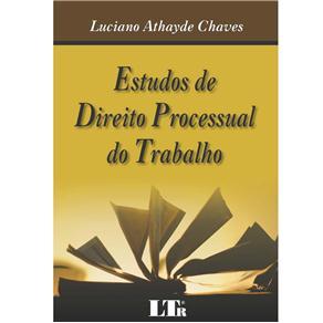 Estudos de Direito Processual do Trabalho