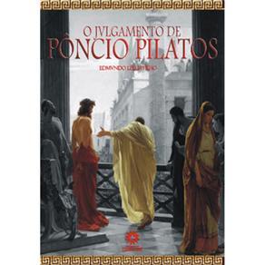 Julgamento de Poncio Pilatos, O
