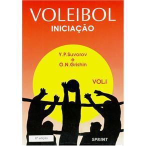 Voleibol: Iniciação - Volume 01