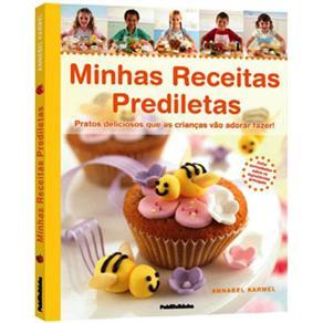 Minhas Receitas Prediletas: Pratos Deliciosos Que as Crianças Vão Adorar Fazer!