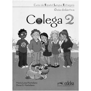 Colega 2: Guía Didáctica