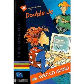 Double Je Avec Cd Audio