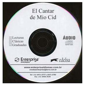 El Cantar de Mio Cid: Cd Audio - Nivel A1