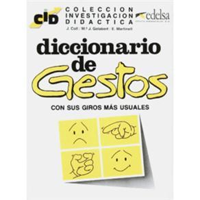 Investigación Didáctica: Diccionario de Gestos Con Sus Giros Más Usuales