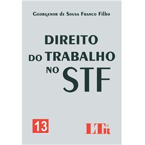 Direito do Trabalho no Stf - 13