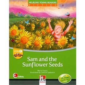 Sam And The Sunflower Seeds With Cd Rom / Audio Cd Level C - Volume 1