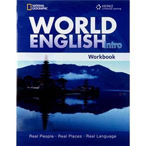 World English Intro - Workbook