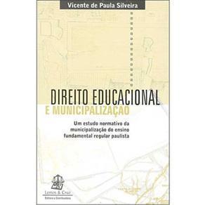 Direito Educacional e Municipalização