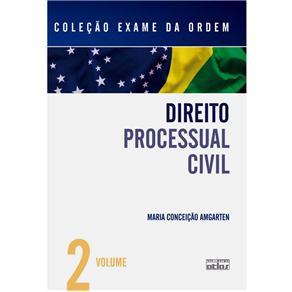 Exame da Ordem - Direito Processual Civil - Volume 2