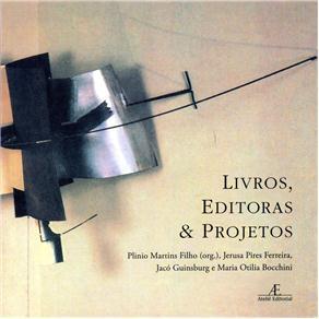 Livros, Editoras e Projetos