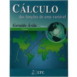 Cálculo das Funções de uma Variável - Vol.2