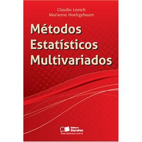 Métodos Estatísticos Multivariados - Claudio Loesch