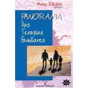 Panorama das Terapias Familiares - Vol.1