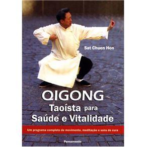 Qigong Taoísta para Saúde e Vitalidade
