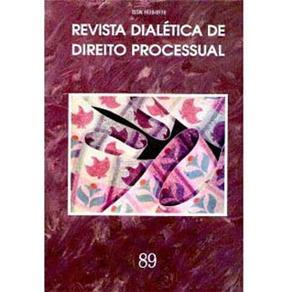 Revista Dialética de Direito Processual Nº 89