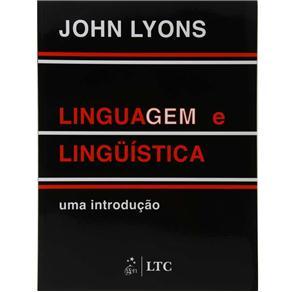 Linguagem e Linguistica - uma Introducao