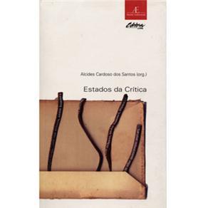 Estados da Critica - Org. Alcides Cardoso dos Santos ? N. 23 - Co-editora U