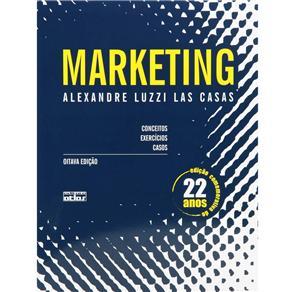 Marketing: Conceitos, Exercícios e Casos
