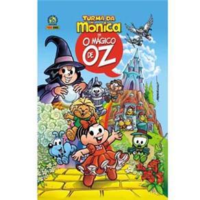 Turma da Mônica em o Mágico de Oz