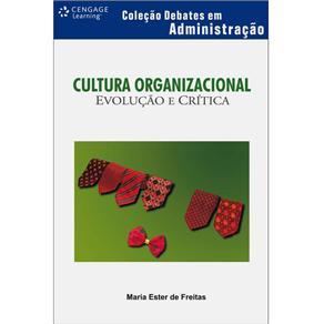 Cultura Organizacional Colecao Debates em Administracao