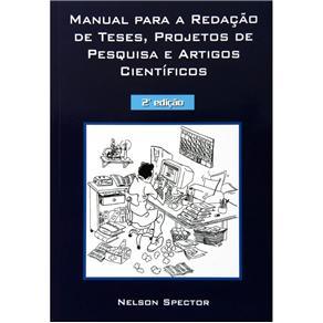 Manual para Redação de Teses, Projetos de Pesquisa e Artigos Científicos