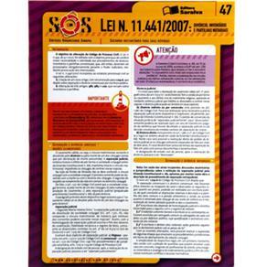 Sos V 47 Lei N.11.441/2007 (2011 - Edição 2)