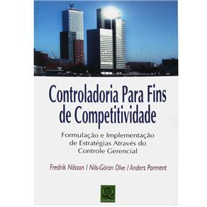 Controladoria para Fins de Competitividade