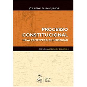 Processo Constitucional - Nova Concepcao de Jurisdicao