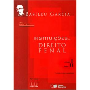 Instituicoes de Direito Penal - Vol. 1 Tomo Ii