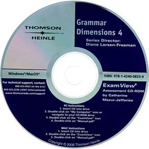 Grammar Dimensions - 4 Exam View - 4th Edition