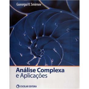 Análise Complexa e Aplicações