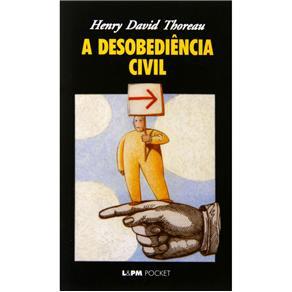 Desobediencia Civil - Livro de Bolso