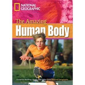 Footprint Reading Library - Level 7 2600 Headwords C1 - Amazing Human Body - British English