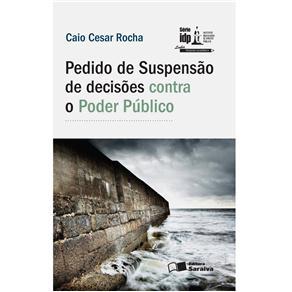 Pedido de Suspensao de Decisoes Contra o Poder Publico